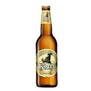 Козел св. 0.5л ст  (1х20) пиво оптом