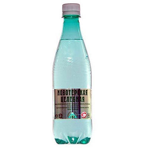 Новотерская Целебная 0.5л пэт (1х6) вода оптом