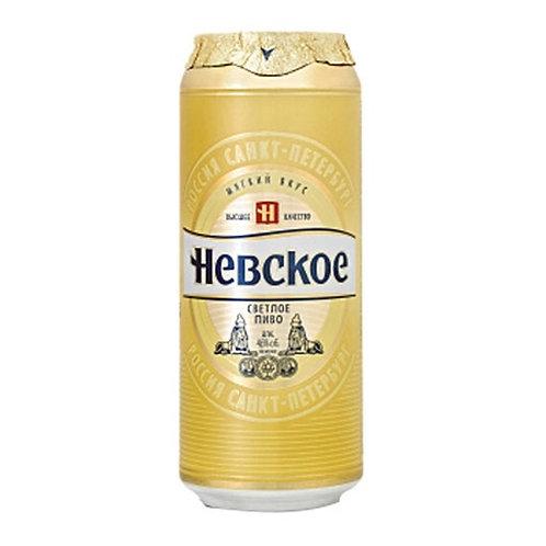 Невское Свет. 0.5л ж/б  (1х24) пиво оптом