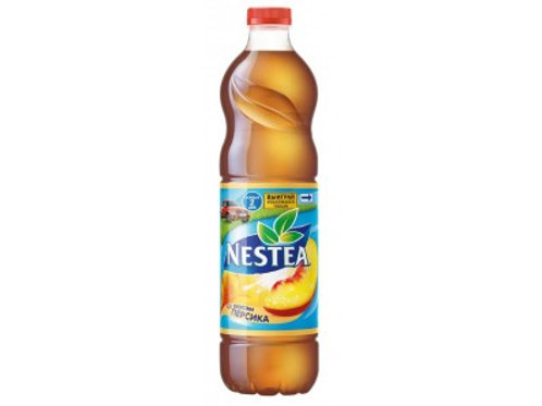 Чай Нести Персик 1.75л пэт (1х6) оптом
