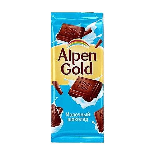 Альпен Гольд молочный шоколад 1шт. оптом