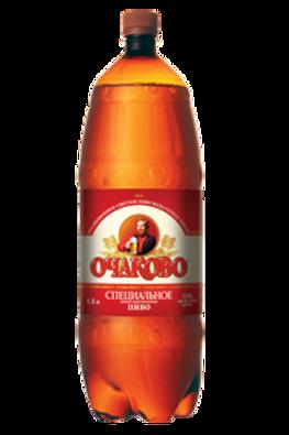 Очаково  Специальное 1,5л пэт (1х6) пиво оптом