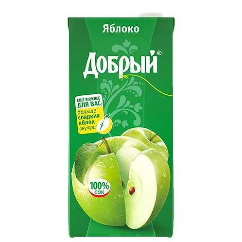 Добрый Яблоко 2л (1х6) оптом
