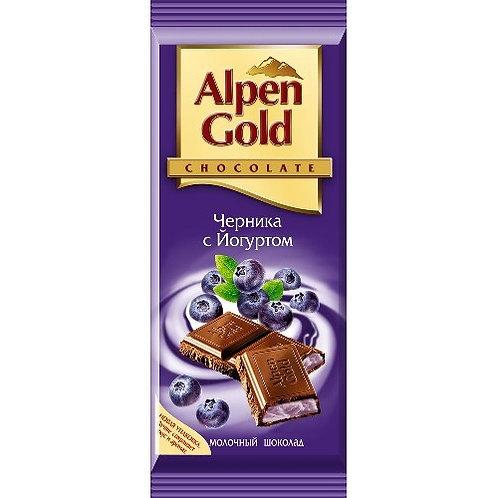 Альпен Гольд Черника Йогурт 1шт. оптом