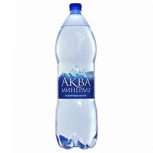 Аква Газ 2л пэт (1х6) вода оптом
