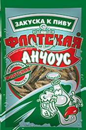 """Анчоус  """"Флотская"""" 20г. 1шт."""