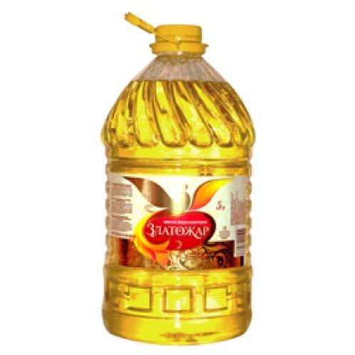 Масло подс. Златожар 5л.  оптом