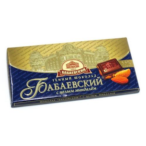 Бабаевский  с Миндалем 100гр 1шт. оптом