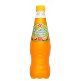 Лимонад Калинов  Апельсин 0,5л пэт (1х12) оптом
