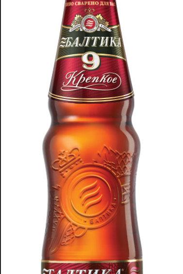 Балтика №9 пэт 1.5л  (1х9) пиво оптом
