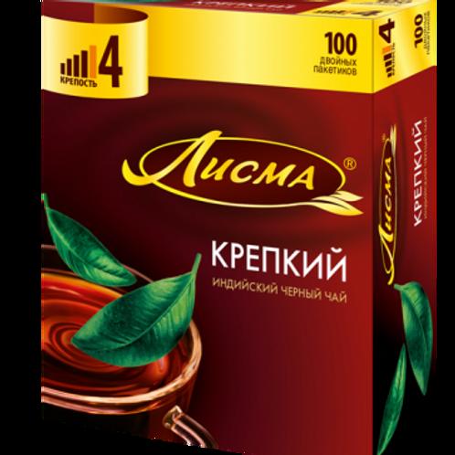 Чай Лисма (100 пакет) 1шт. оптом
