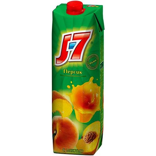 J-7 Персик 1л (1х12)