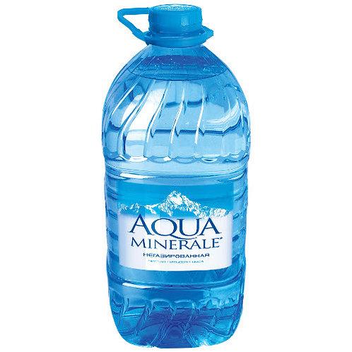 Аква Б/Г 5л пэт (1х4) вода оптом