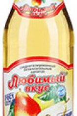 Лимонад Любимый Вкус Груша 0,5л ст (1х20) оптом