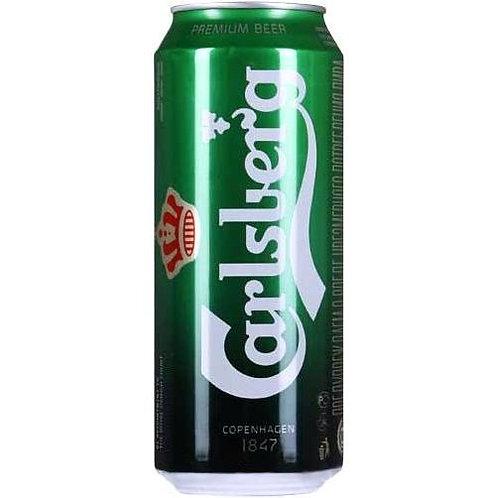 Карлсберг 0.5л ж/б  (1х24) пиво оптом
