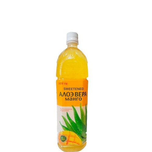 АЛОЭ ВЕРА напиток с кусочками манго 0,5л (1х20) оптом
