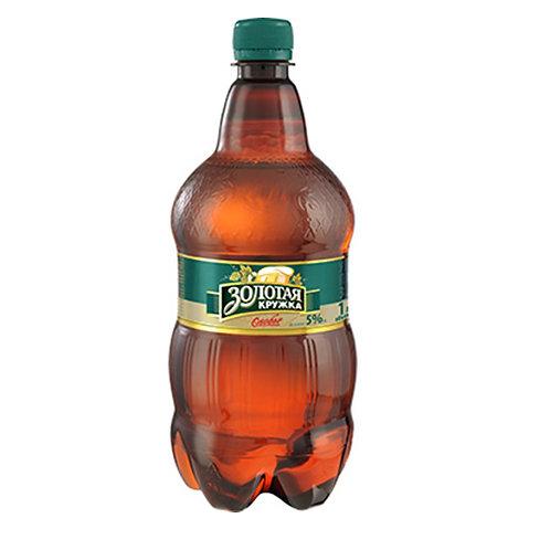 Золотая  Кружка  Особое     1,5л  пэт (1х6) пиво оптом