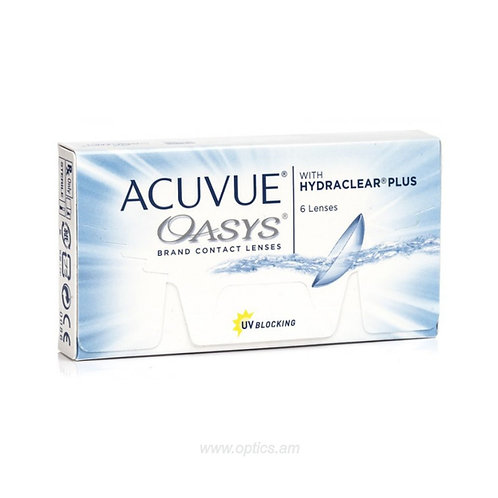 Acuvue® Oasys with Hydraclear Plus