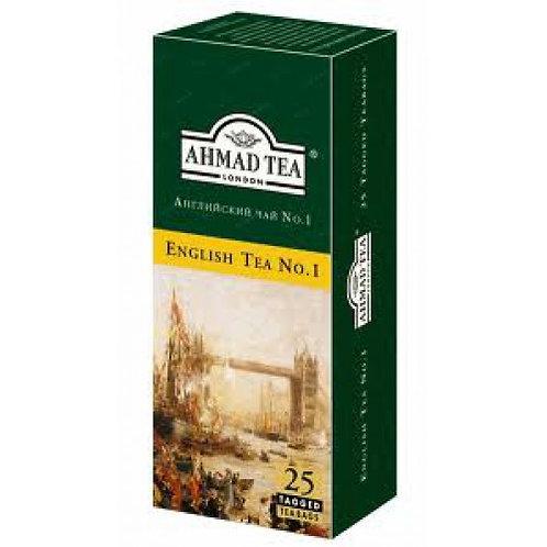 Чай Ахмад   Анг.  №1  (25 пакет)  1шт. оптом