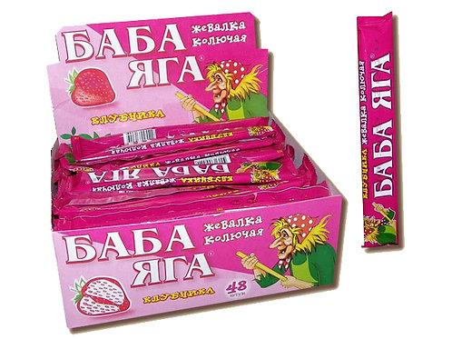 "ж/конфета   ""Баба Яга""  (1х48) оптом"