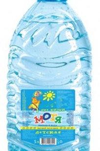 МОТЯ Детская Вода  5л  (1х2) вода оптом