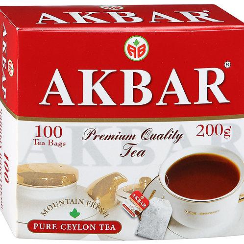 Чай Акбар (100 пакет) 1шт. оптом