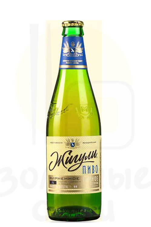 Жигули БАРНОЕ 0,5л ст (1х20) пиво оптом