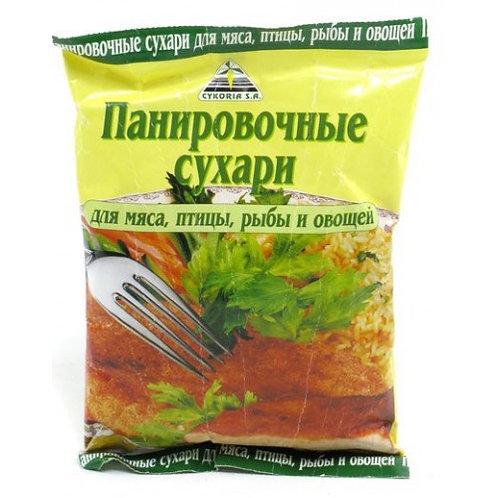 """Панировочные сухари  """"Цикория""""  200гр 1шт. оптом"""