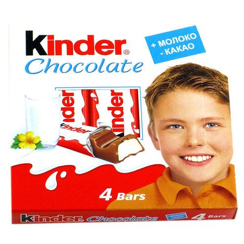 Киндер шоколад   50гр   1шт. оптом