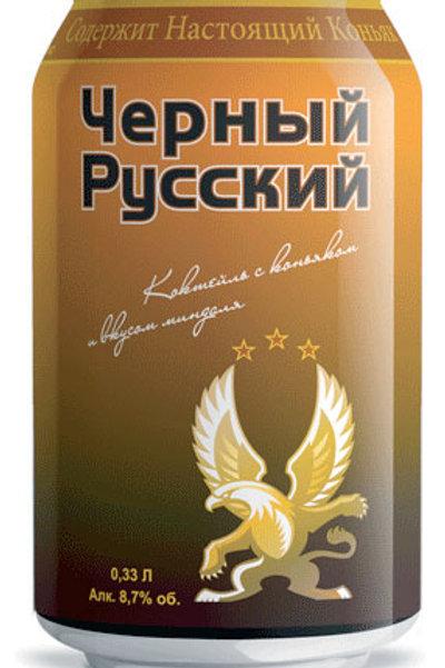 Черный Русский 0.3л ж/б (1х20) оптом