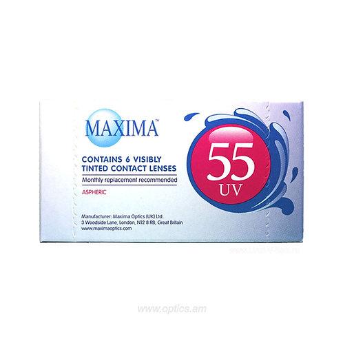 Maxima® 55 UV Aspheric