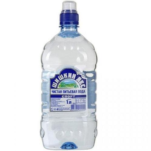 Шишкин лес спорт 1л пэт (1х12) вода оптом