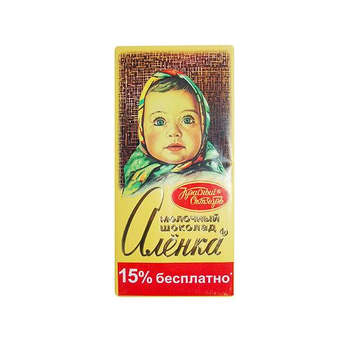 Шоколад Аленка 200гр 1шт. оптом