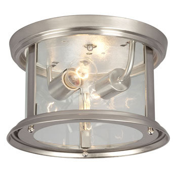 Huntington 2 Light Flush Mount