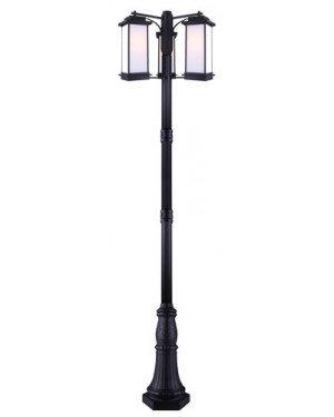 Akello 3 Light Post Light
