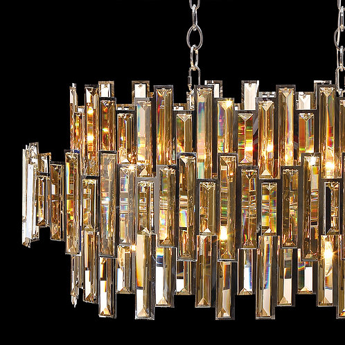 "Vienna 41"" Linear Chandelier"