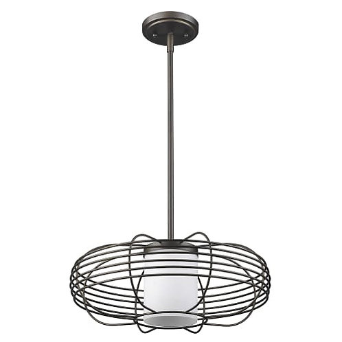 "Loft 16"" 1 Light Pendant"