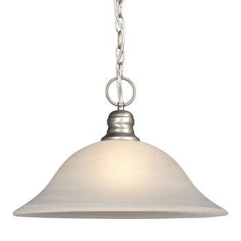 Alabaster 1 Light Pendant