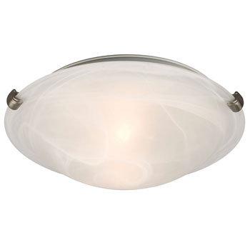 "Ofelia 12"" 2 Lamp Flushmount"