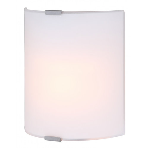 1 Light Builder Wall Sconce Rectangular
