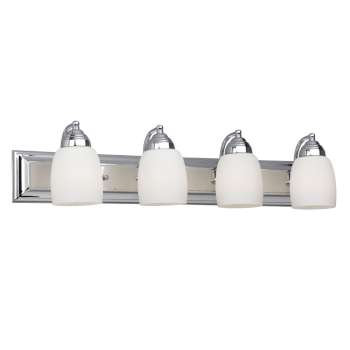 Barclay 4 Light Vanity
