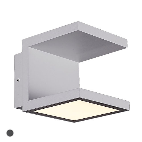 28284 LED Square Surface Mount Up Down Light