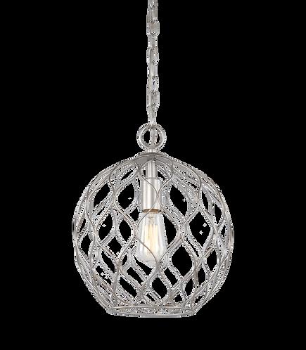 Parisian Mesh 1 Light Pendant