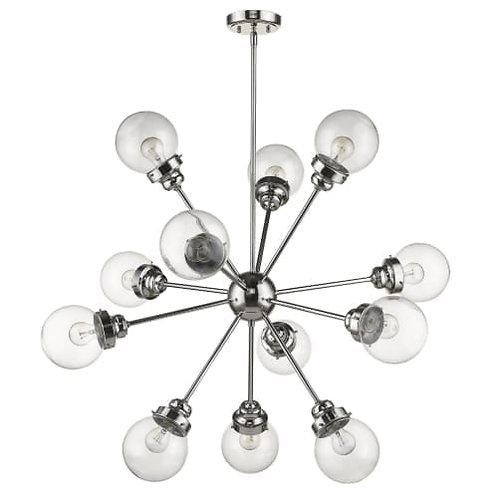 Portsmith 12 Light Pendant