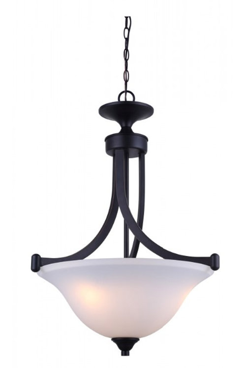 Rue 3 Light Pendant