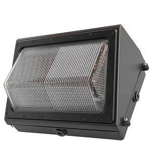 40W LED Traditional Wall Pack - 4000K