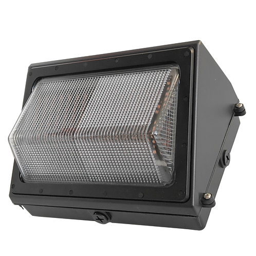 60W LED Traditional Wall Pack - 4000K