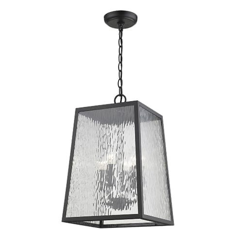 Hirche 4 Light Outdoor Pendant