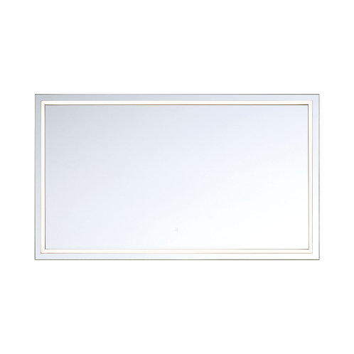 "47"" x 28"" Rectangular LED Mirror"