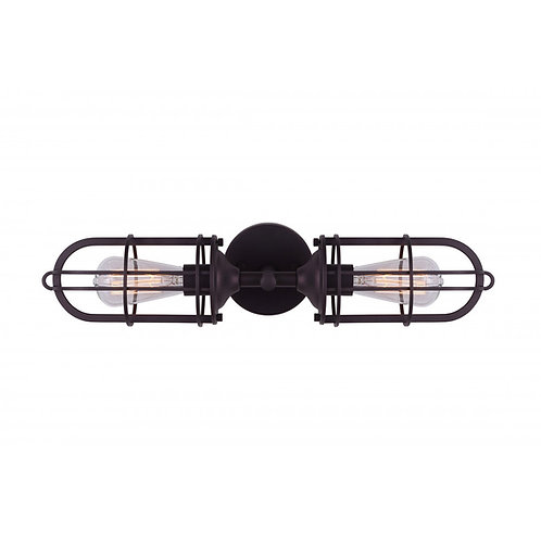 Indus 2 Light Wall/Vanity Light